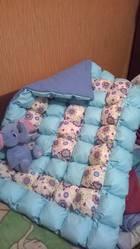 Мягкие,  разноцветные одеяла для детей и взрослых Бонбон