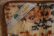 Плед-одеяло шерстяной